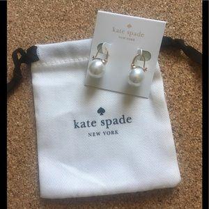 kate spade Jewelry - 🆕 ♠️ NWT Kate Spade ♠️ Pearl Drop Earrings